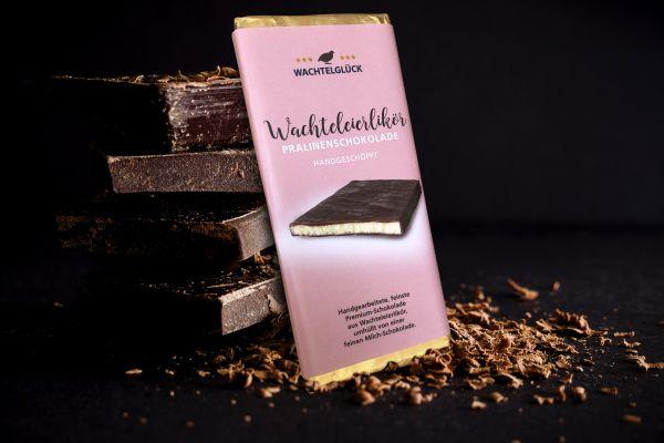 WachtelGlück® Schokolade Wachteleierlikör