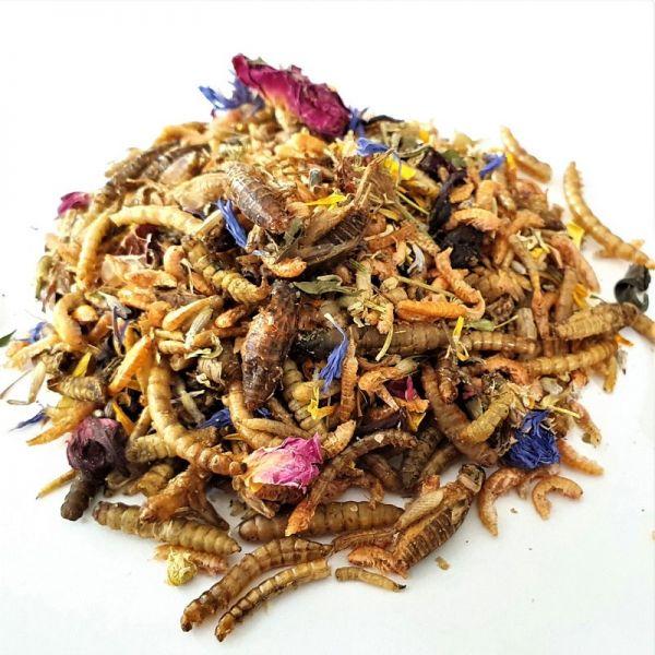 WachtelGlück® Insekten Mix 250 gramm
