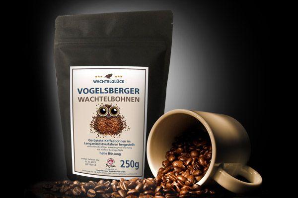 Original VOGELSBERGER WACHTELBOHNEN