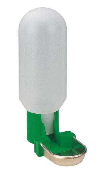 Trinkflasche mit Tränkenbecken 0,35 Liter