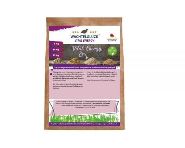WachtelGlück Energy-Vital