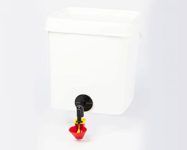 Nippeltränke 10 Liter