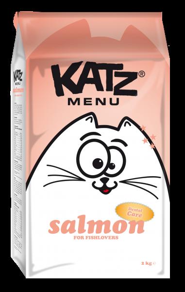 Katz-Menu Salmon 2 Kg