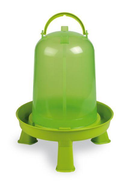 Stülptränke lemongrün mit Füße