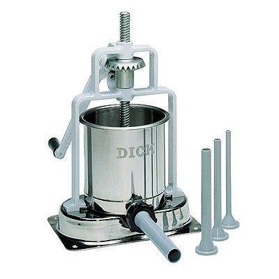 Dick Wurstfüllmaschine 6 Liter