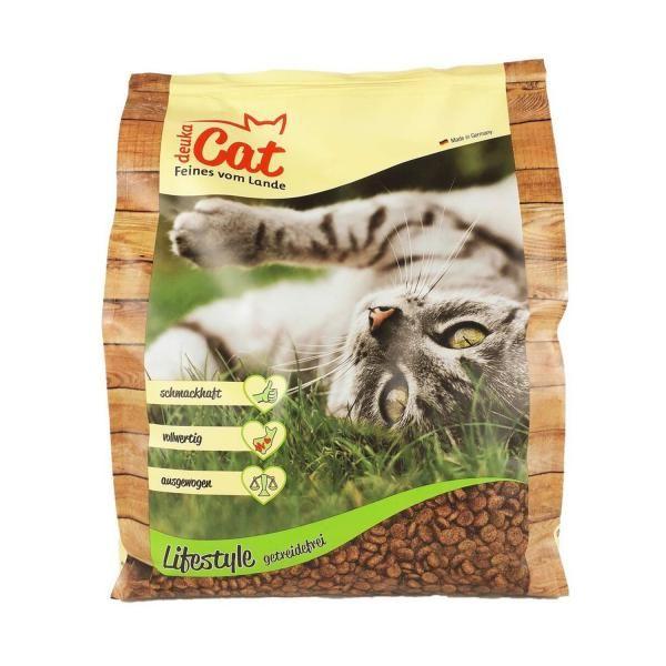 "Deuka Cat ""Lifestyle"" - 3 kg Katzenfutter"