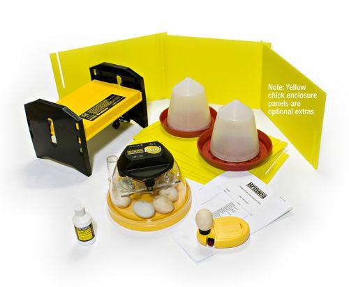 """Starter-Set mit Mini-Brutmaschine """"Brinsea Mini Eco"""""""