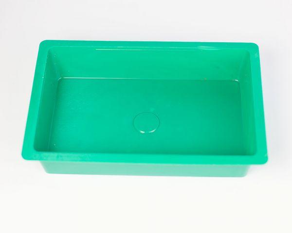 Badeschale Kunststoff 30x20cm