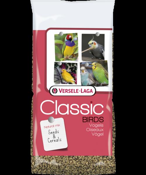 Versele Laga Kanarien Classic ohne Rübsen Vogelfutter Wachteln