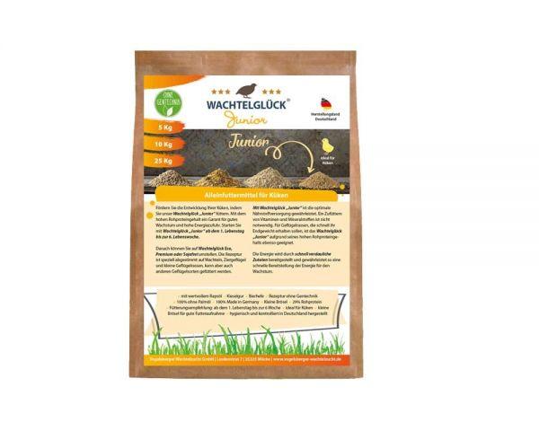 WachtelGlück® Junior - Wachtelkükenfutter