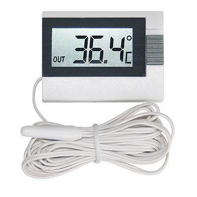 Thermometer TFA für Brutmaschinen Wohnräume