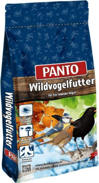 Panto Sonnenblumen für Vögel Winterfutter schwarz