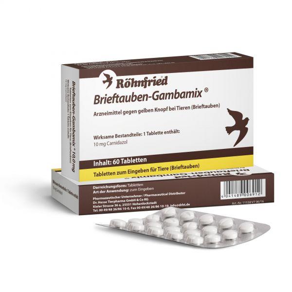 Röhnfried Tabletten für Brieftauben