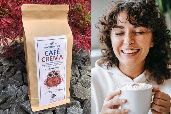 Cafe Crema Kaffee