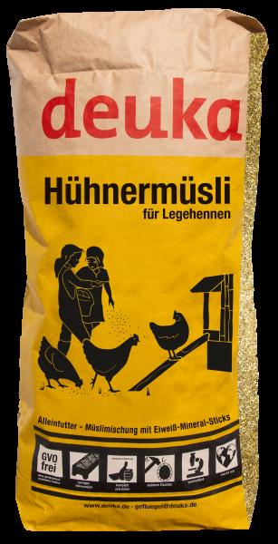 Deuka Hühnermüsli für Legehennen 20 Kg