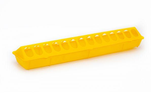 Futterrinne aus Kunststoff 50cm