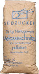 Melasseschnitzel lose 25 Kg