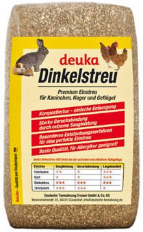 Deuka Dinkelstreu 15 Kg