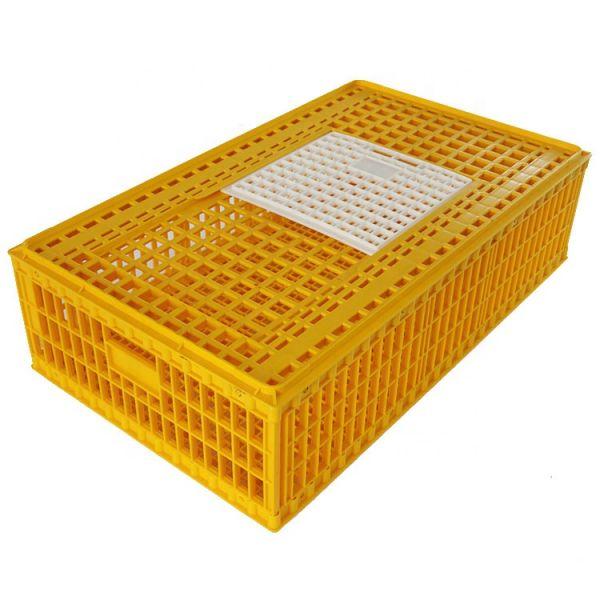 Geflügeltransportbox 77 x 55 x 29 cm